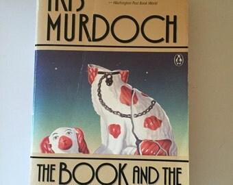 The Brook and the Botherhood IRIS MURDOCH Paperback Novel 1989