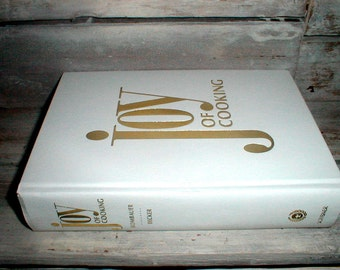 Joy Of Cooking Cookbook *1995 Edition* American Household Classic *Over 4500 Recipes*