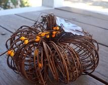 Decorative Pumpkin, Fall & Thanksgiving Decor