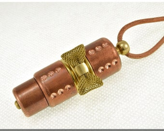 8/16/32/64/128GB Copper USB flash drive Stick Thumb Pen Key Storage Memory with brass bow. Steampunk/Industrial style !!! FREE shipping !!!