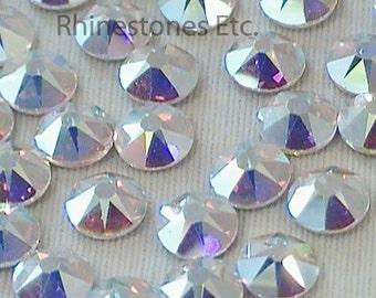 Crystal AB 20ss  Swarovski Elements Rhinestones, Flat back 36 pieces