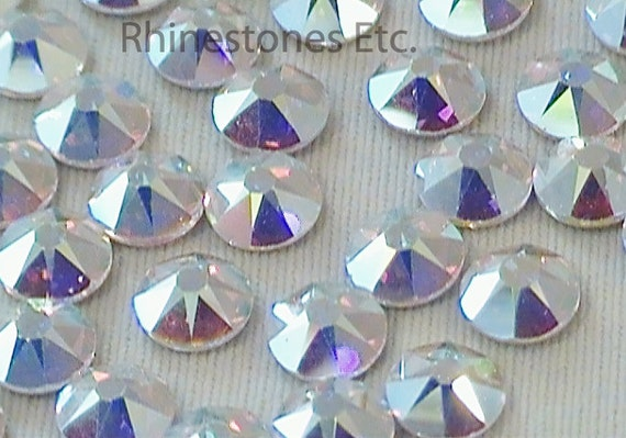 Crystal AB 20ss  Swarovski Elements Rhinestones, Flat back 36 pieces