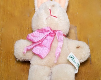 Vintage Asian Wool Mohair Bunny