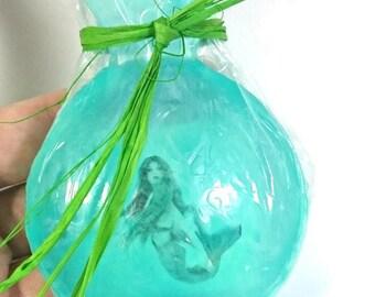 MERMAID SOAP- Beach Soap- goddess soap, Siren Soap -Ocean soap-Sea-Mermaid
