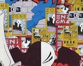 OE1074----- 3 COMIC BOOKS