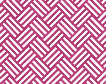 Tatami (Orchid) - BEKKO - Trenna Travis - Michael Miller Fabrics - 1 Yard