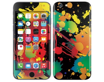 SUBJECTIVE iPhone Decal iPhone Skin iPhone Cover iPhone 6 Skin, iPhone 6 Plus Decal iPhone 6S Skin iPhone 6S Decal Cover iPhone 5 5S