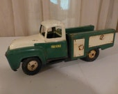 Antique Tru Scale Service Truck. Great Vintage Toy