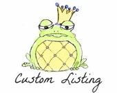 Custom paneled heaboard for Jessica, part 2