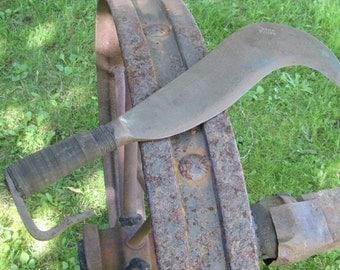 Machete knife