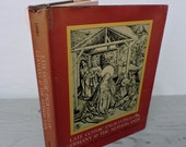 Vintage Art Book - Late Gothic Engravings Of Germany and The Netherlands - 1969 - Art History
