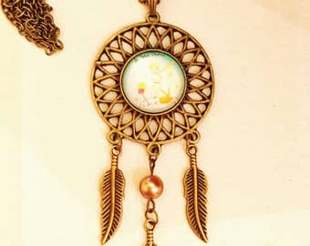 Little Prince dream weaver necklace