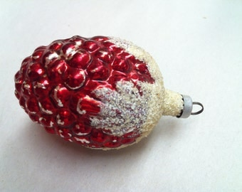 Items Similar To Edwardian Christmas Ornament With Antique