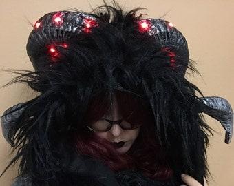 Dark Beast Cowl