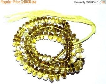20%off. Natural Honey Quartz Smooth cut Plain Beads Rare extra Big size 8mm.to 16mm. Approx