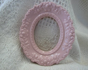 Victorian Style Porcelain Picture Frame