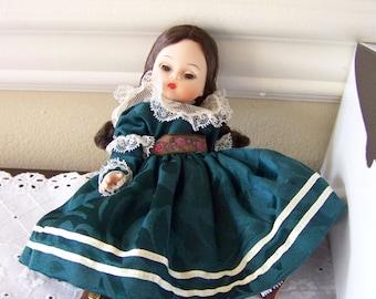 little Woman Beth Madame Alexander 8 inch doll