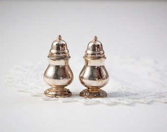 Oneida LTD Salt and Pepper Shakers