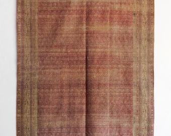 Antique Agra Carpet, Agra, India