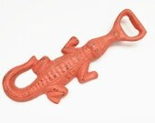 Florida Gators Bottle Opener. Orange Gator Bottle Opener. Groomsmen Gifts. College Tailgating. Preppy Bar Cart Accessory. Drinking Gifts