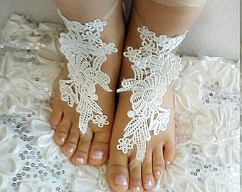 Wedding Sandals, Barefoot Sandals, Shoes, Footless Sandals, Barefoot Wedding Sandal, Beach Wedding, Bridesmaid gift