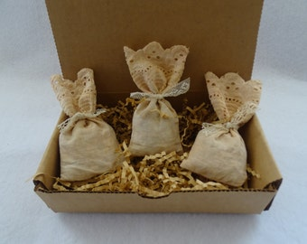 Primitive Rose Scented Sachets