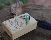 Turquoise Illuminate Ring