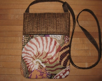 small crossbody bag or shoulder purse handmade sling bag hipster small travel bag