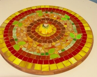 Mosaic Lazy Susan- perfect addition to your home