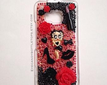 Betty Boop HTC M9 Phone Case