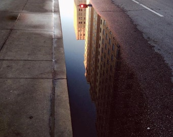 Reflection Print