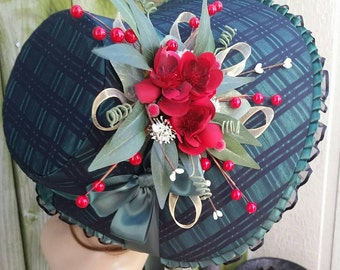 Christmas Caroling Bonnet #14