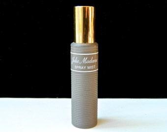 Vintage JOLIE MADAME Pierre Balmain Perfume Spray Mist 1 oz (30 ml) About 1/3 Full Still Fresh