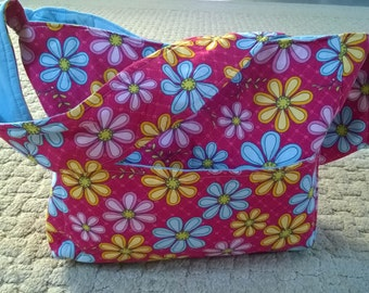 Quick Trip Diaper Bag-Messenger Style-Purse