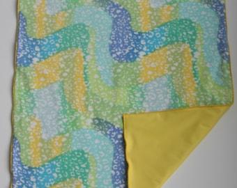 Waterproof Soft Baby Changing Mat-Diaper Changing Mat-Diaper Changing Pad-Waterproof Soft Baby Changing Pad Blue Green Yellow Waterproof