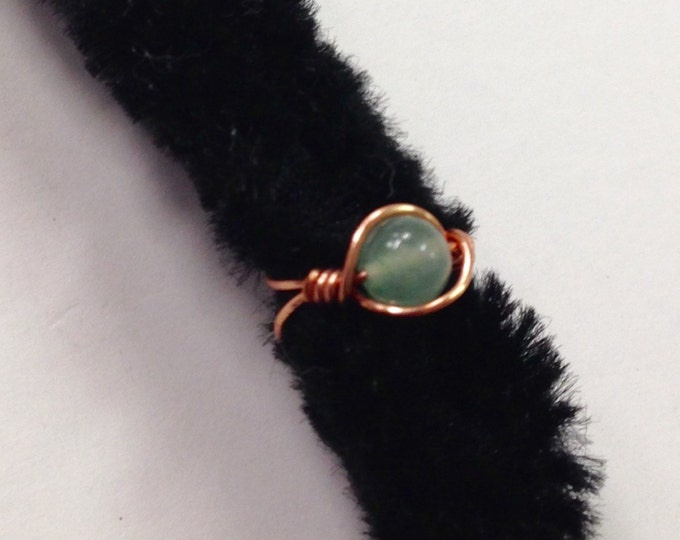 Adjustable Hair Cuffs Wire Wrapped Hair Bead Dread Locs Dreadlock Jewelry