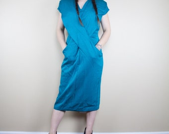 Serious Business Vintage Dress