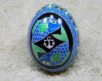 Fishes Ukrainian Egg