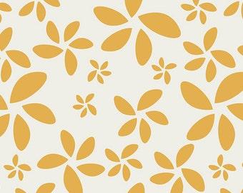 SALE--MINIMALISTA--Flora--Honeycomb--Art Gallery Fabrics--100% cotton--price is per yard