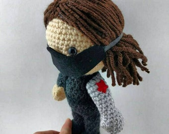 Custom Amigurumi Doll -  - MADE TO ORDER