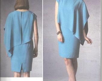 Vogue 1373 new and uncut designer Tom and Linda Platt dress size 8 - 16