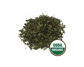 USDA Organic & Kosher Certified Dried Nettle Leaf Urtica Dioica Herb c/s 1-16oz