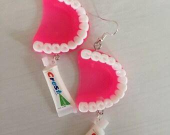 Dental Earrings