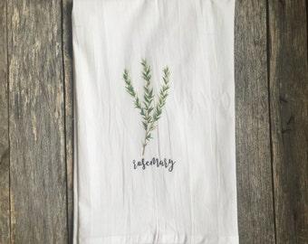 Rosemary Towel