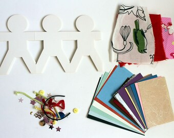 Paper People Kit