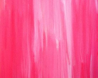 Digital Download - Pink Abstract Artwork