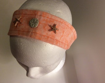 By the Sea Shore Headband