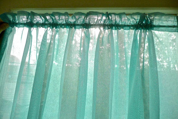vintage curtains curtain panels light green drapes