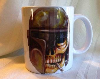 Starwars Mug- FREE SHIPPING