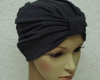 Women's turban, full turban hat, stretchy viscose jersey turban for women, women's hats and caps, knotted turban, choose your colour